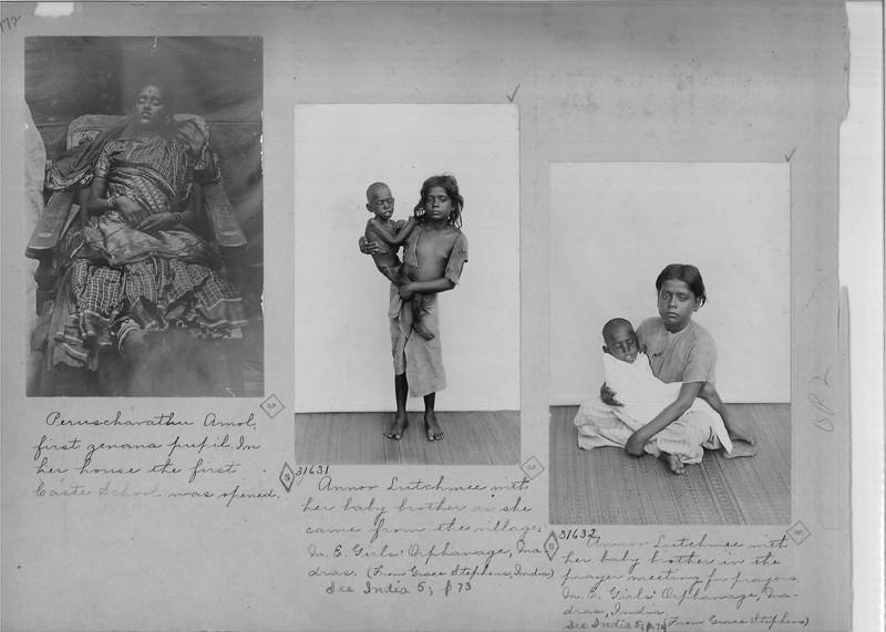 Mission Photograph Album - India - O.P. #02 Page 0172