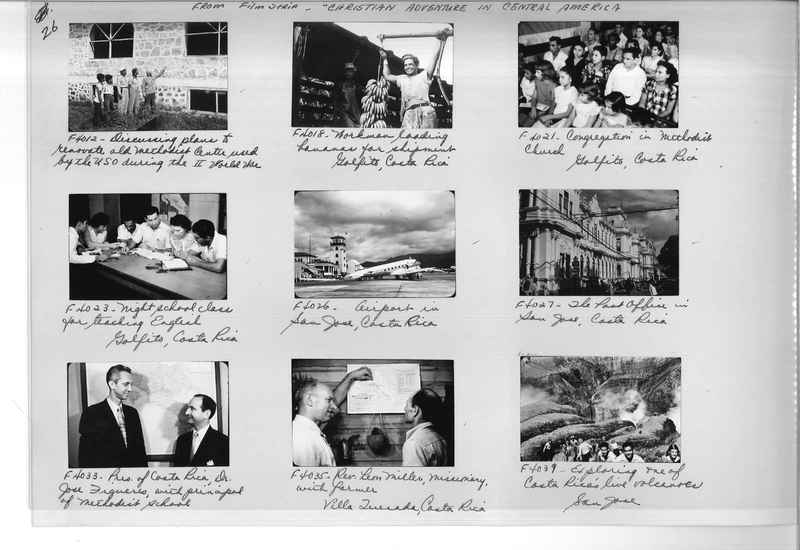 Mission Photograph Album - Panama #05 page 0026