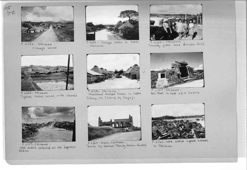 Mission Photograph Album - Japan #07 Page 0072
