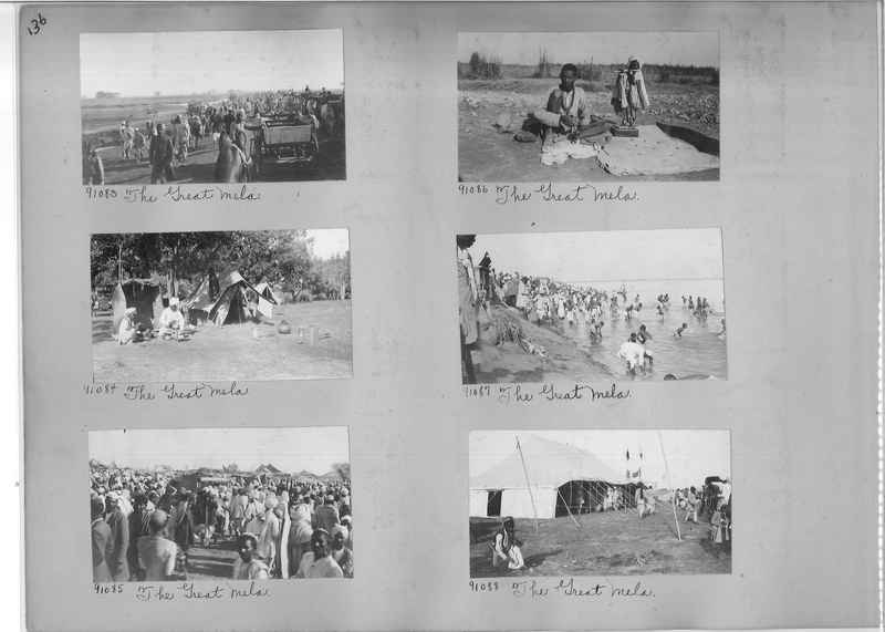Mission Photograph Album - India #10 Page 0136