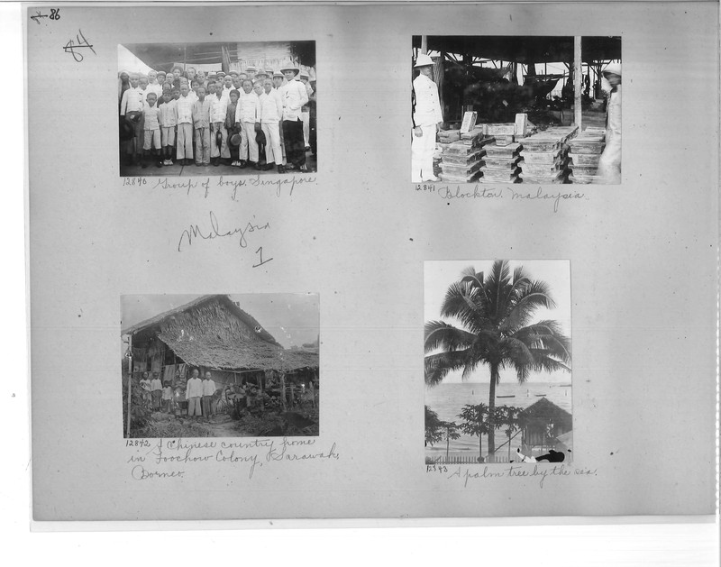 Mission Photograph Album - Malaysia #1 page 0086