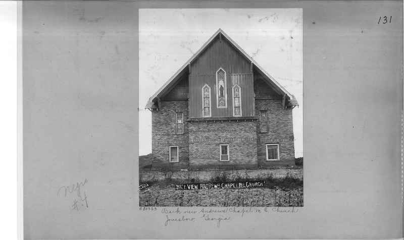 Mission Photograph Album - Negro #4 page 0131