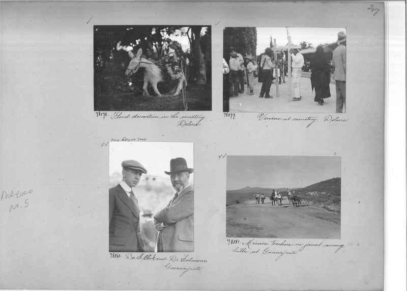 Mission Photograph Album - Mexico #05 page 0207