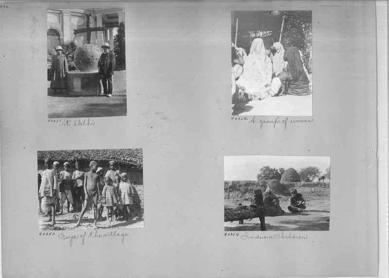Mission Photograph Album - India #05_0206