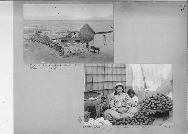 Mission Photograph Album - South America O.P. #1 page 0149