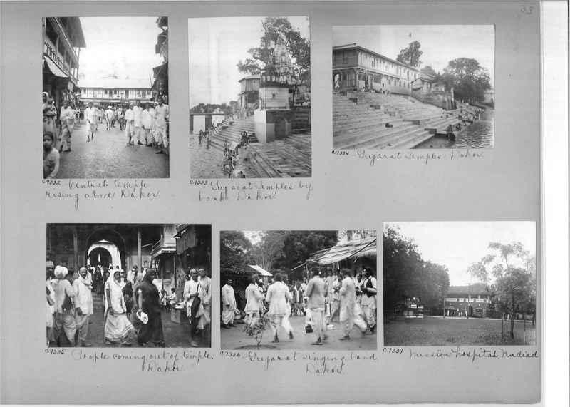 Mission Photograph Album - India #13 Page 0033