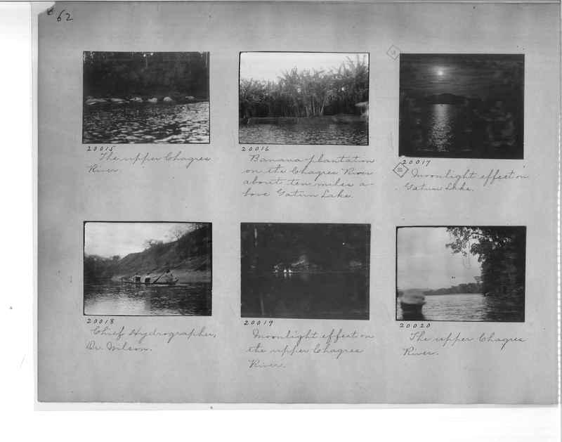 Mission Photograph Album - Panama #1 page  0062