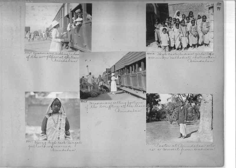 Mission Photograph Album - India #10 Page 0093