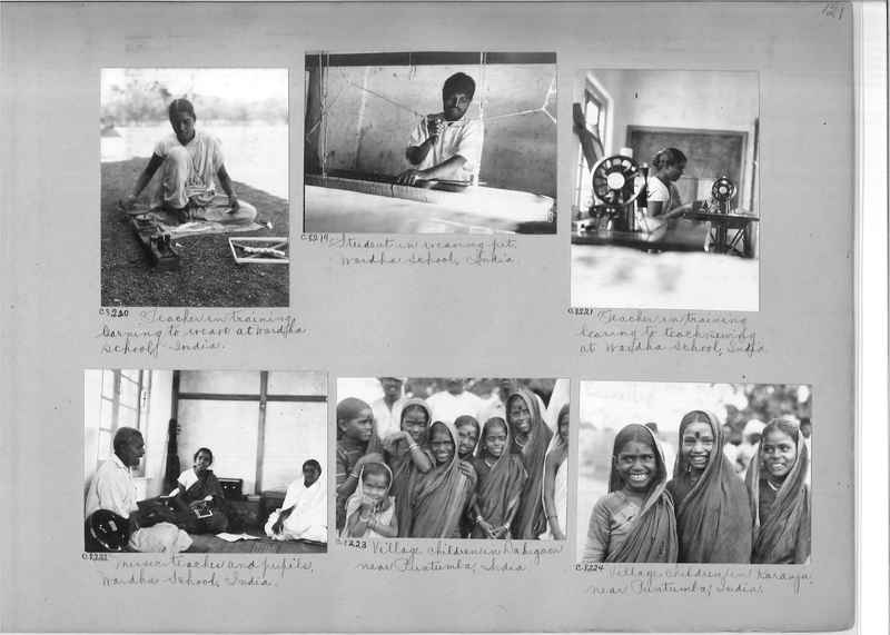 Mission Photograph Album - India #13 Page 0121