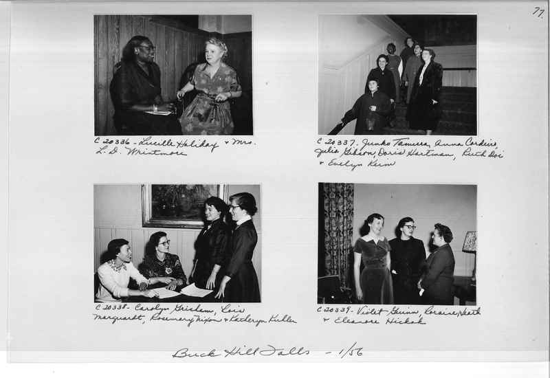 Mission Photograph Album - Portraits #09 Page 0077