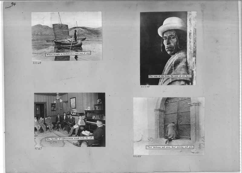 Mission Photograph Album - Miscellaneous #02 Page 0094