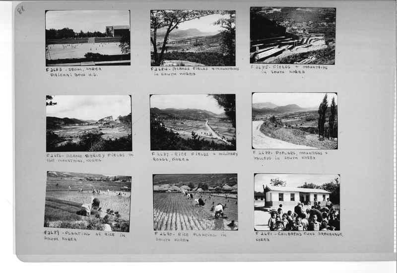 Mission Photograph Album - Korea #6 page 0088