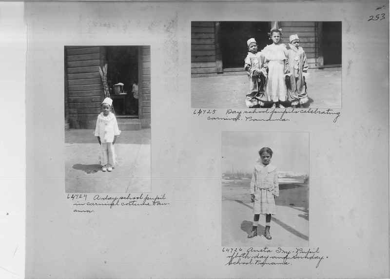 Mission Photograph Album - Panama #02 page 0253