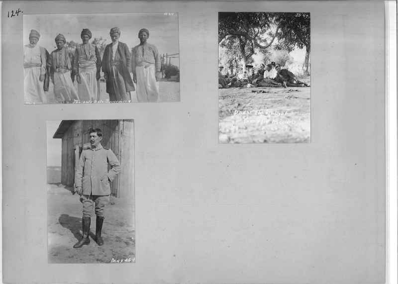 Mission Photograph Album - Western Asia - O.P. - #01 page_0124