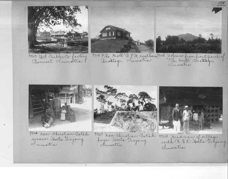 Mission Photograph Album - Malaysia #6 page 0175