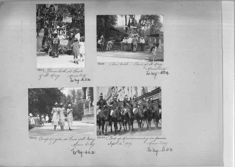 Mission Photograph Album - Mexico #05 page 0222