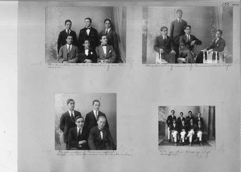 Mission Photograph Album - South America O.P. #1 page 0173