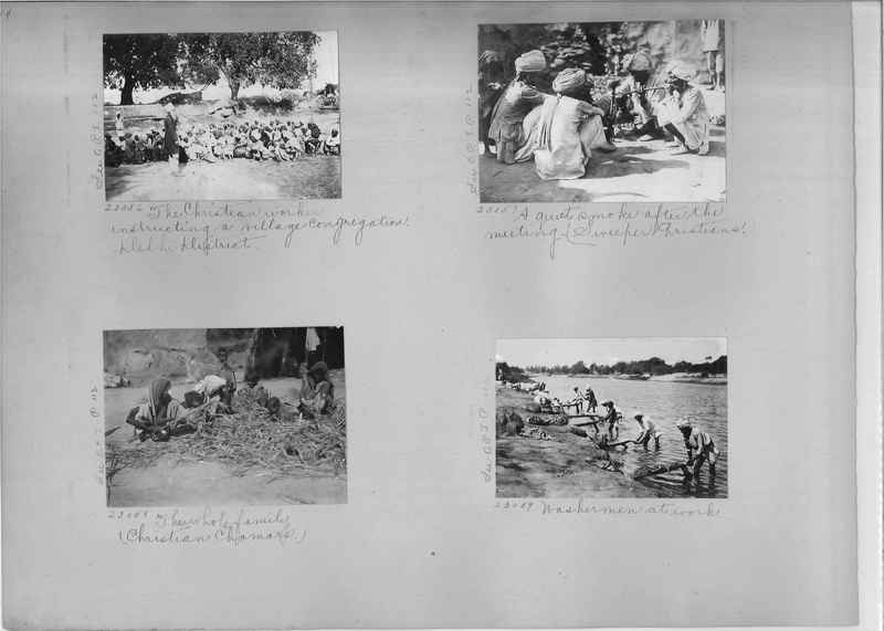 Mission Photograph Album - India #04 page_0014