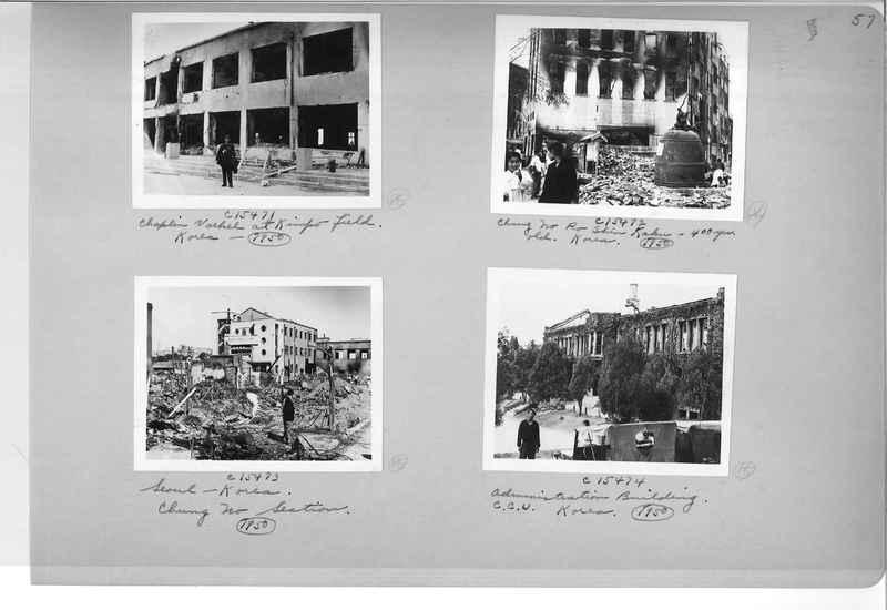 Mission Photograph Album - Korea #6 page 0057