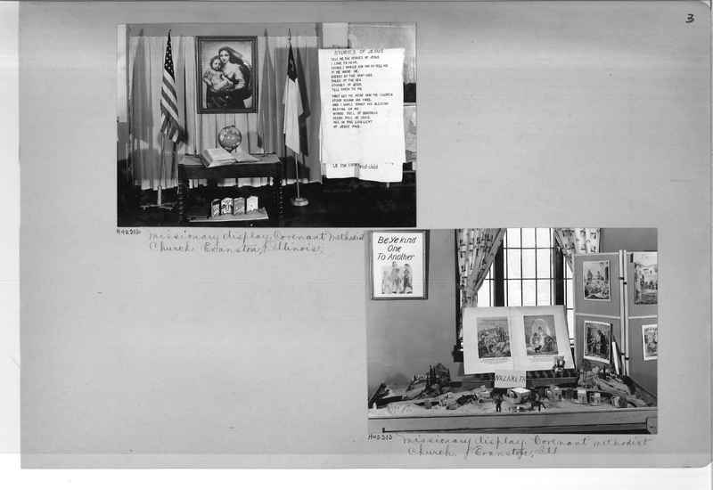 Mission Photograph Album - Religious Education #2 page 0003