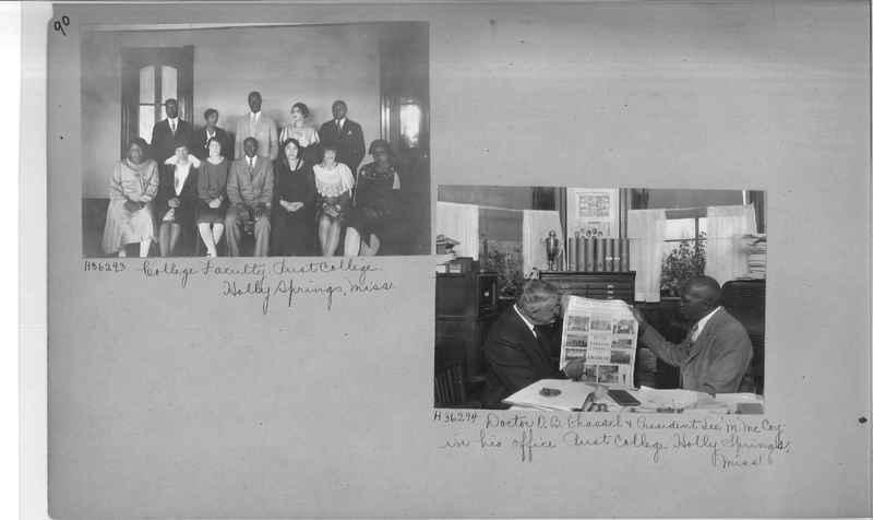 Mission Photograph Album - Negro #5 page 0090
