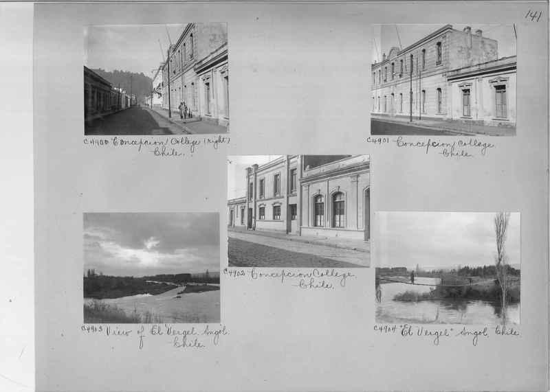 Misson Photograph Album - South America #8 page 0141