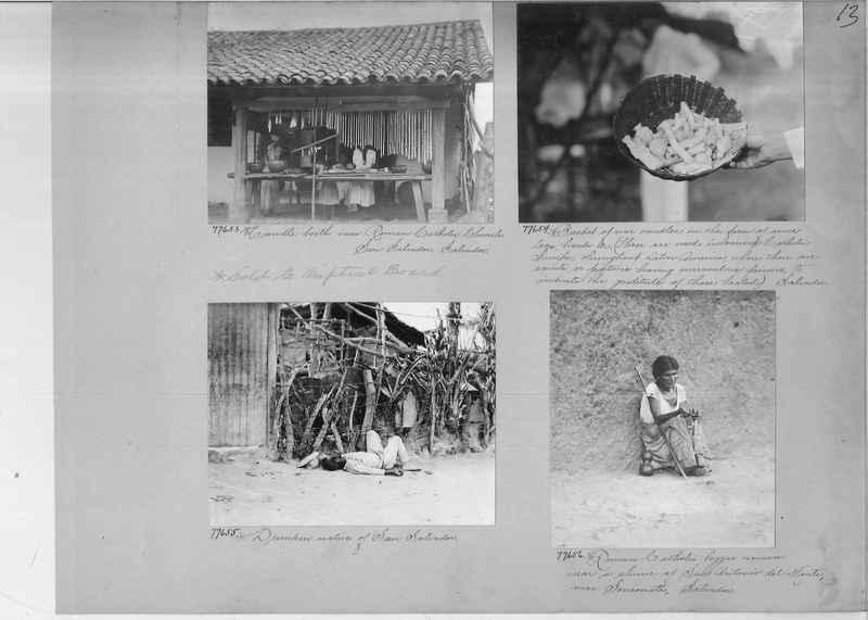 Mission Photograph Album - Panama #04 page 0013