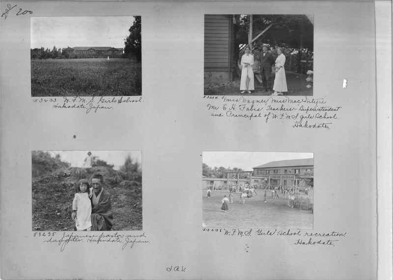 Mission Photograph Album - Japan #03 Page 0200