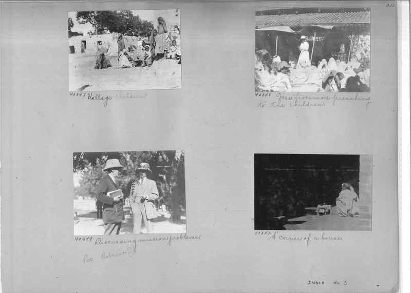 Mission Photograph Album - India #05_0205