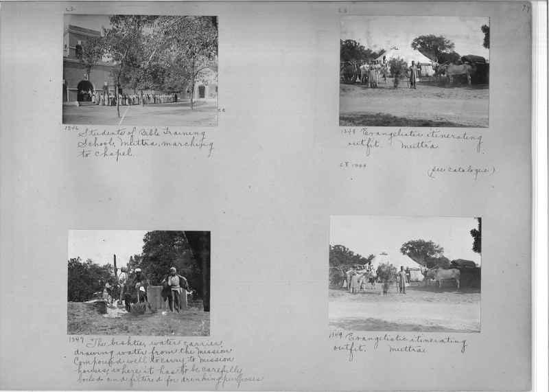 Mission Photograph Album - India #01 page 0077