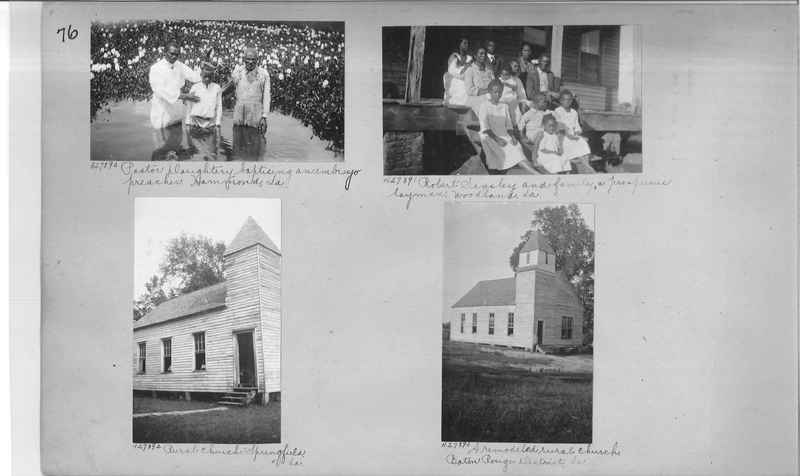 Mission Photograph Album - Negro #4 page 0076