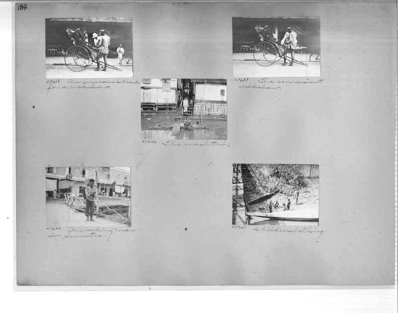 Mission Photograph Album - Malaysia #4 page 0184