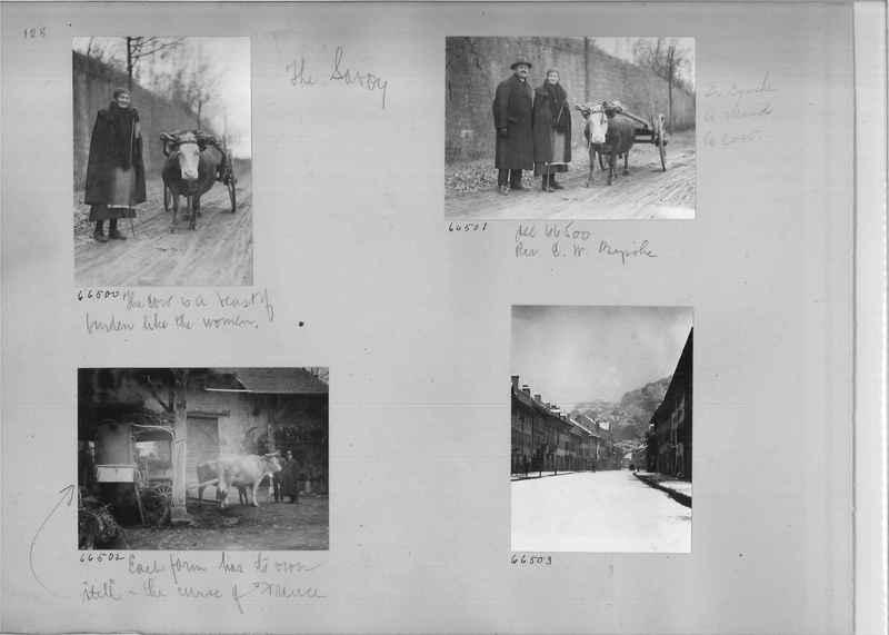 Mission Photograph Album - Europe #05 Page 0128