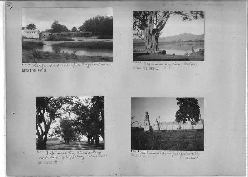 Mission Photograph Album - India #10 Page 0014