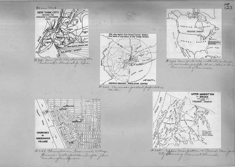 Mission Photograph Albums - Maps-Charts #01 Page_0123