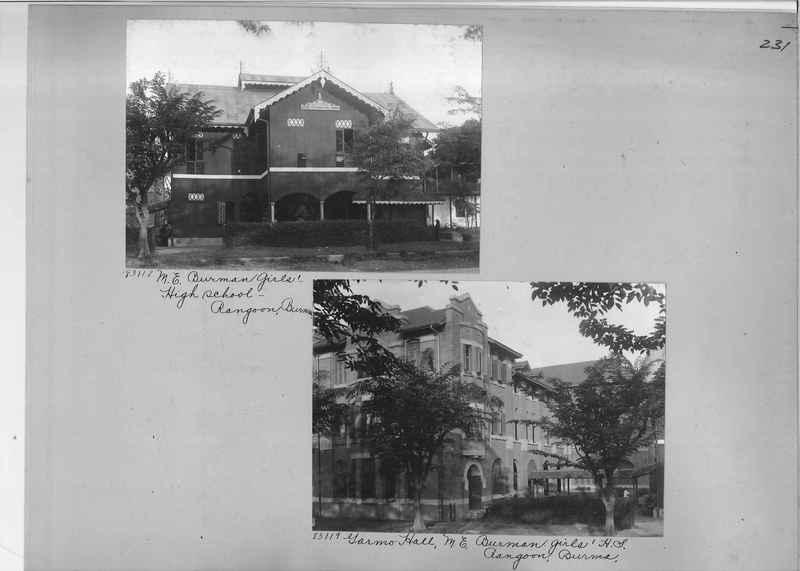 Mission Photograph Album - Burma #1 page 0231