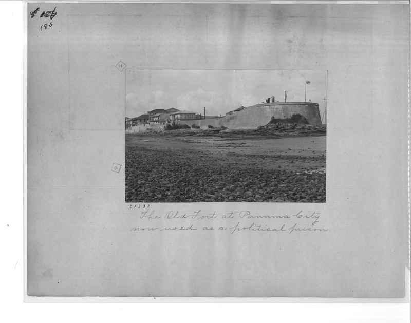 Mission Photograph Album - Panama #1 page  0186