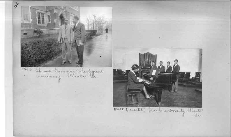 Mission Photograph Album - Negro #5 page 0166