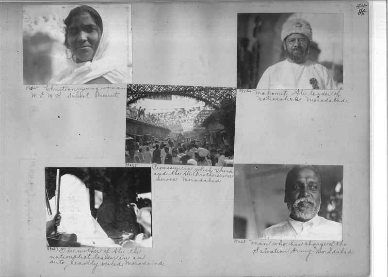 Mission Photograph Album - India #10 Page 0085