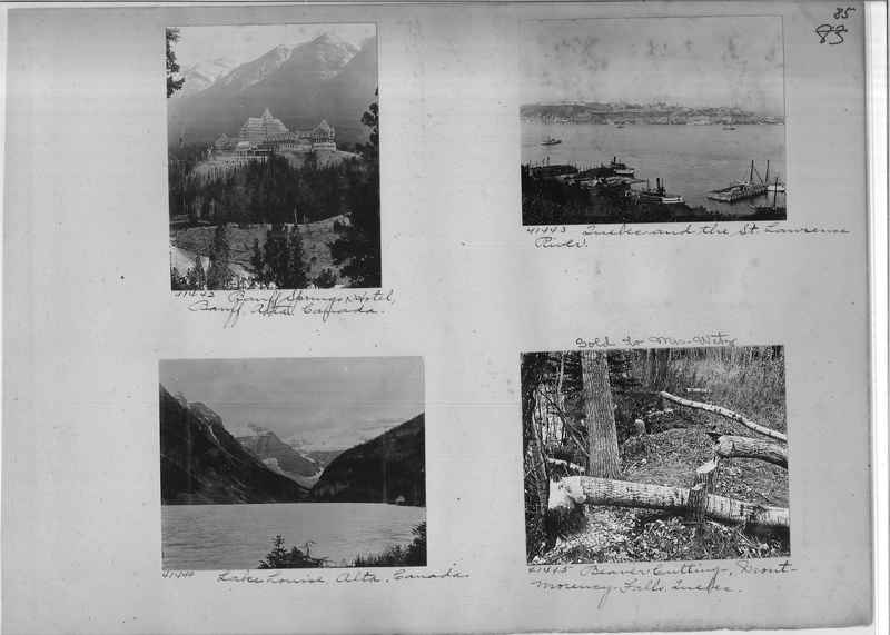 Mission Photograph Album - Miscellaneous - O.P. #01 Page_0085