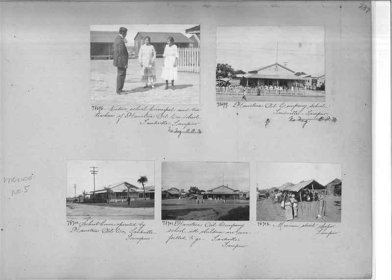 Mission Photograph Album - Mexico #05 page 0137