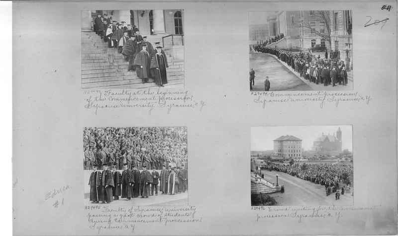 Mission Photograph Album - Education #1 page 0211