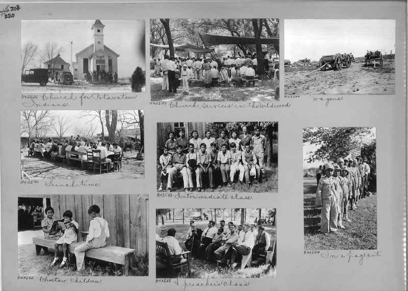 Mission Photograph Album - Indians #2 page_0220