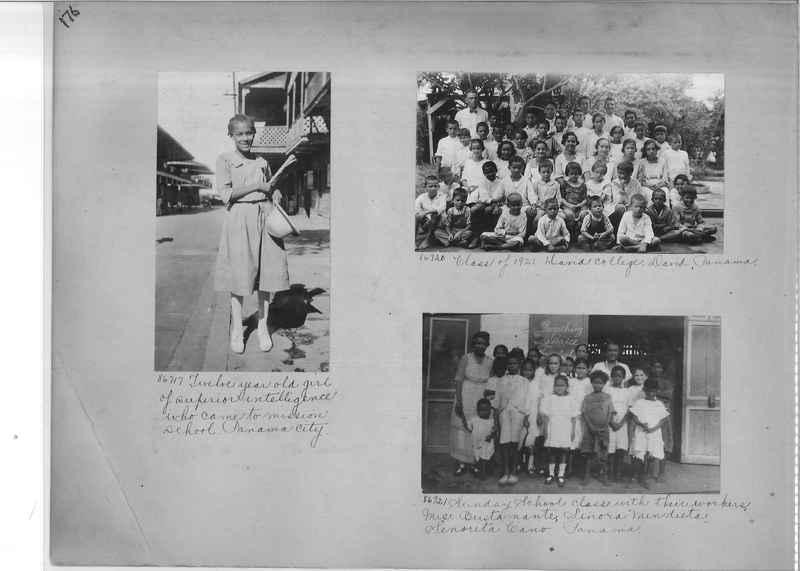 Mission Photograph Album - Panama #04 page 0176