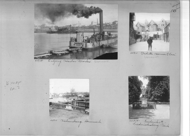 Mission Photograph Album - Europe #02 Page 0105