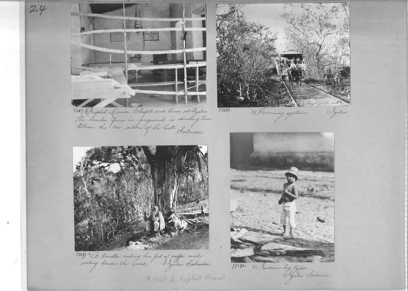Mission Photograph Album - Panama #04 page 0024