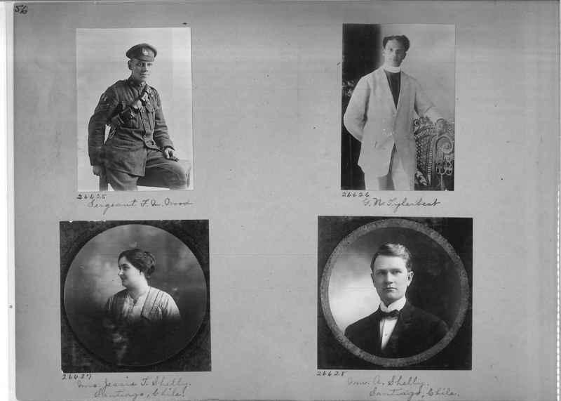 Mission Photograph Album - Portraits #1 page 0056