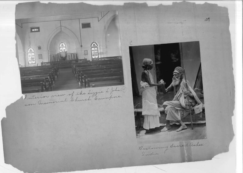 Mission Photograph Album - India - O.P. #02 Page 0139