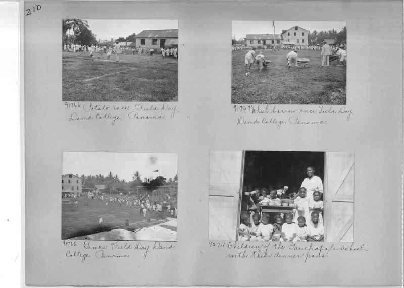Mission Photograph Album - Panama #04 page 0210