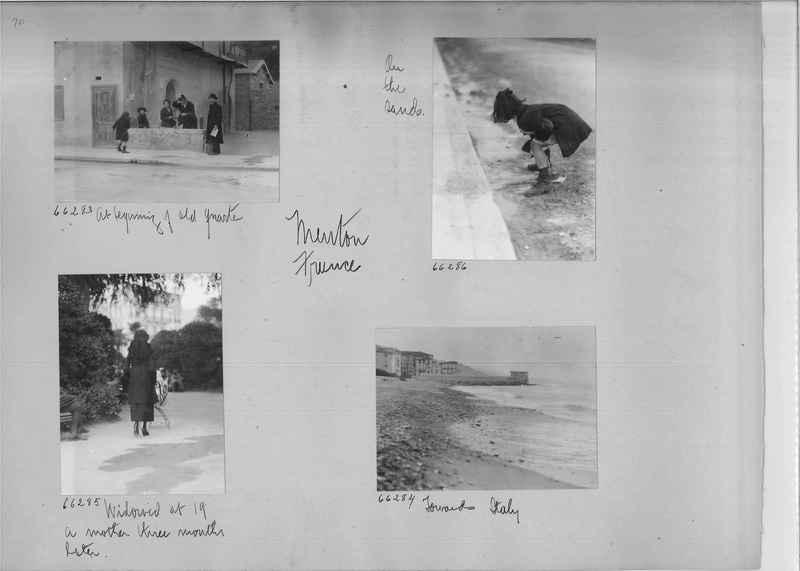 Mission Photograph Album - Europe #05 Page 0070